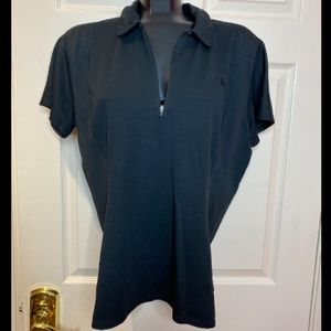 The North Face Collared Polo Tshirt Top EUC